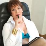 USCHI OBERMAYER – KINKY BDSM INDEPENDENT LONDON ESCORT