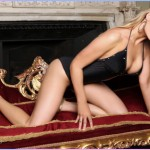 London Escort Kittens Busty Blonde Escort Christina is back!