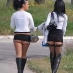 Mini Skirt Mayhem!
