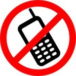 Mobile Phone Off Limits!