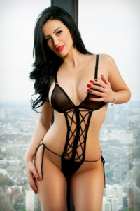 ERIKA – EXOTIC BRUNETTE INDEPENDENT ESCORT