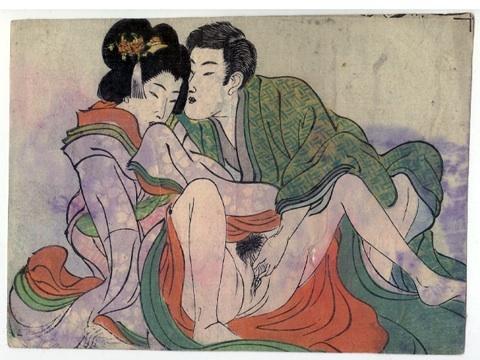 Культура секса японцев