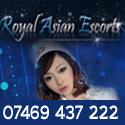 Royal Asian Escort