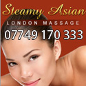 Steamy Asian Massage