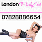 London Party Girl