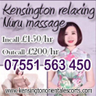 Kensington Relaxing Nuru Massage