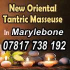 New Oriental Tantric Masseuse