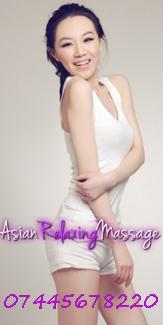 Asian Relaxing Massage