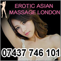 Erotic Asian Massage London