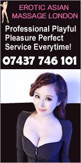 Erotic Asian Massage London