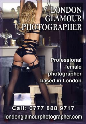 London Glamour Photographer