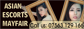Asian Escorts Mayfair