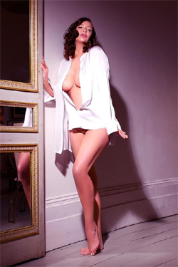 Kate English - High Class  Escort of the month