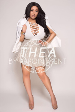 Thea - Busty  Escort of the month
