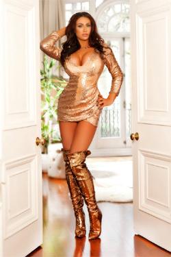 Angela Devi - London Escort of the month
