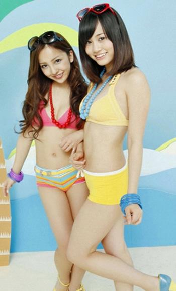 Masa and Megumi