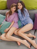 Asumi and Kumi