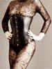 The Pinstripe Mistress Claudia